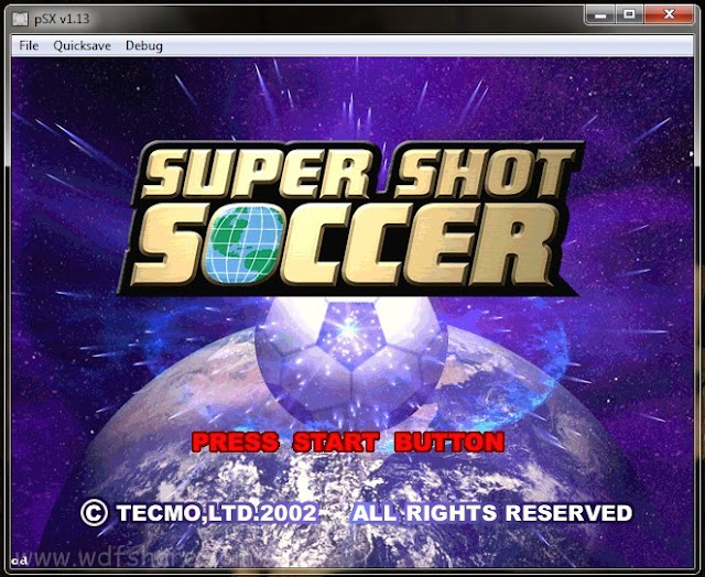 Super Shoot Soccer Tanpa Emolator