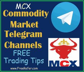 mcx telegram channel