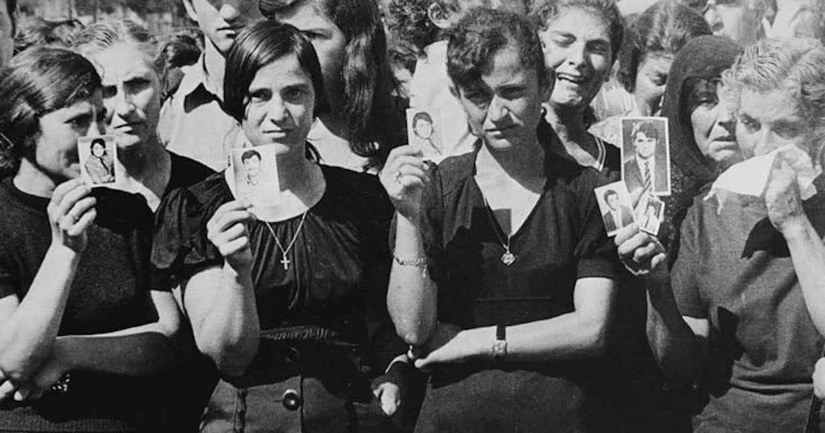 Organisation Identifies 1,400 Missing People Killed During The 1974 Turkish Invasion Of Cyprus