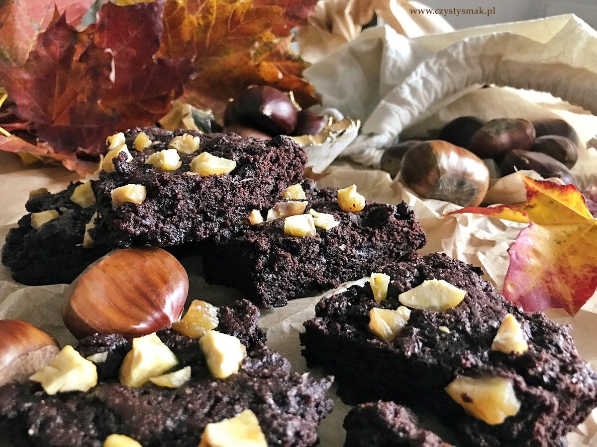 Najlepsze ciasto czekoladowe z kasztanami