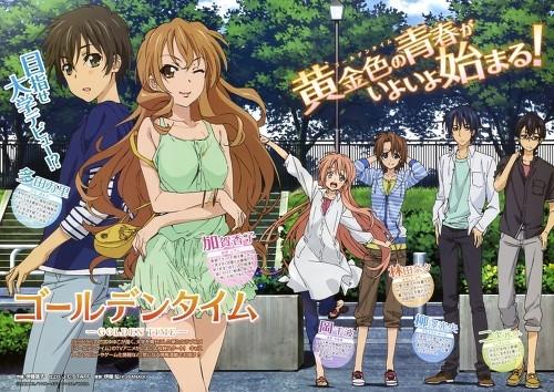 Golden Time di Rekomendasi Anime Romance - Drama Terbaik
