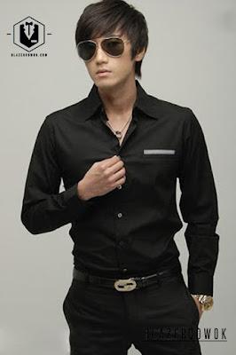 blazer cowok blazercowok.com jaket korean jas pria sk63 d