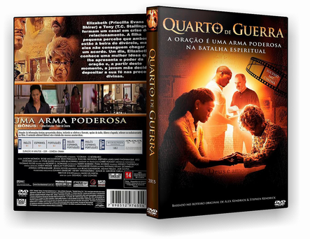 DVD Quarto De Guerra - DVD-R