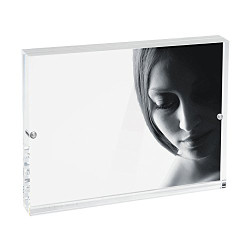 Mascagni Portafoto in plexiglass