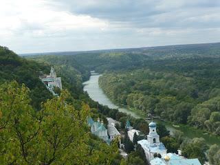 Святогірськ. Національний природний парк, історико-архітектурний заповідник «Святі гори»