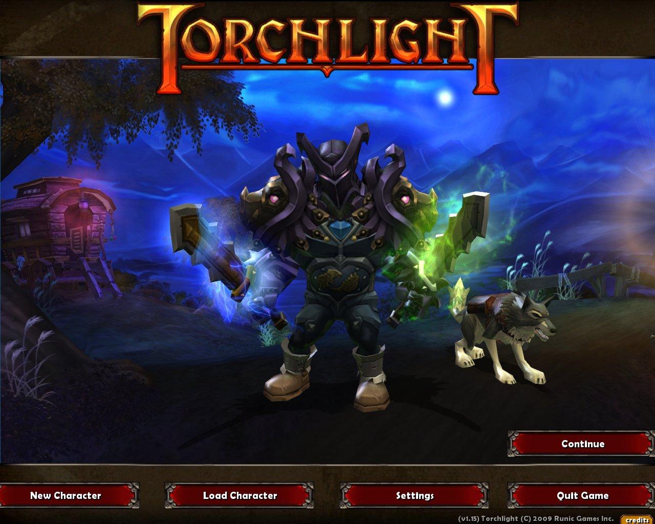 torchlight 2 patch 1.16.2.3