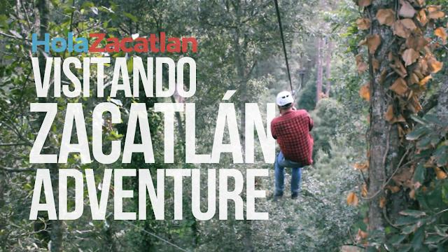 Zacatlán Adventure un lugar lleno de adrenalina