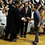 Pelantikan Rektor, Nadiem Tampil Casual, Yang Lain Pakai Jas, Mendikbud Salah Kostum?
