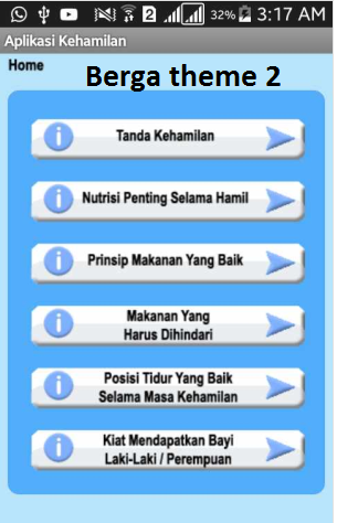 Source Code Aplikasi Android System Informasi Kehamilan Versi 2.1 Full Database By Berga