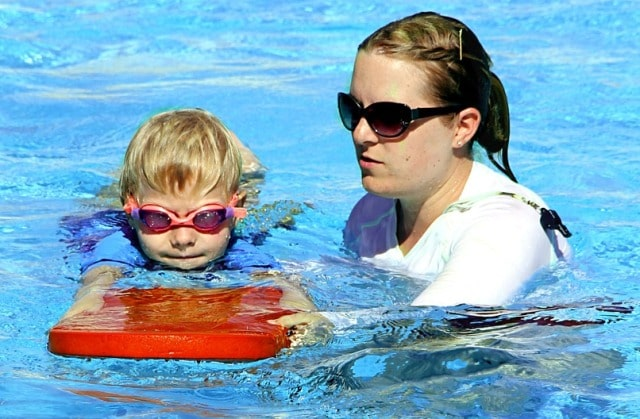 top swim schools certified swimming lessons in singapore