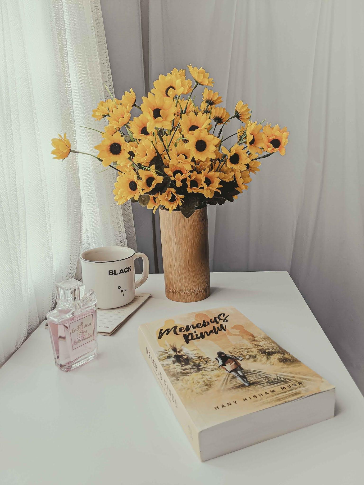 Novel Menebus Rindu By Hany Hisham Musa