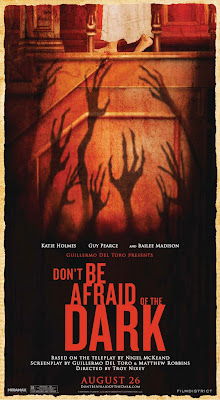 NO TENGAS MIEDO A LA OSCURIDAD (Don't Be Afraid of the Dark).