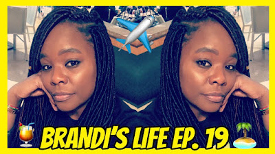 Brandi's Life Episode 19: Headed to Miami| PrettyPRChickTV
