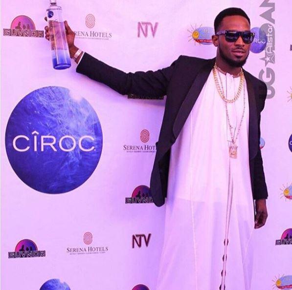D'Banj decides not to renew Ciroc Endorsement