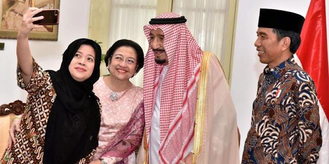 Selfi Bersama Sang Raja Menurunkan Wibawa Negara