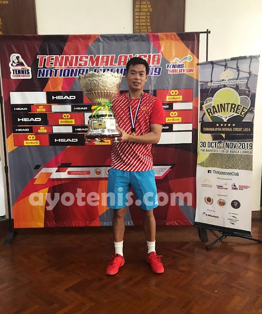 Boneng Juara di Malaysia