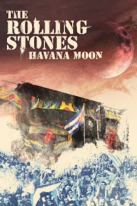 The Rolling Stones Havana Moon Poster