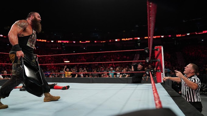Opinião: Monday Night Raw 26/08/2019