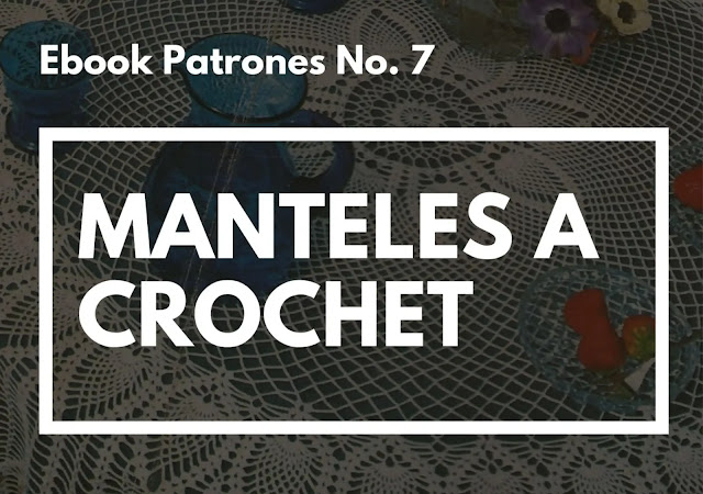 Ebook No. 7 Blusas a Crochet