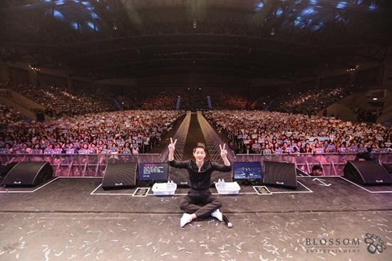 Song Joong Ki Intim Bersama 4000 Penggemar Dalam Jumpa Fans di Thailand