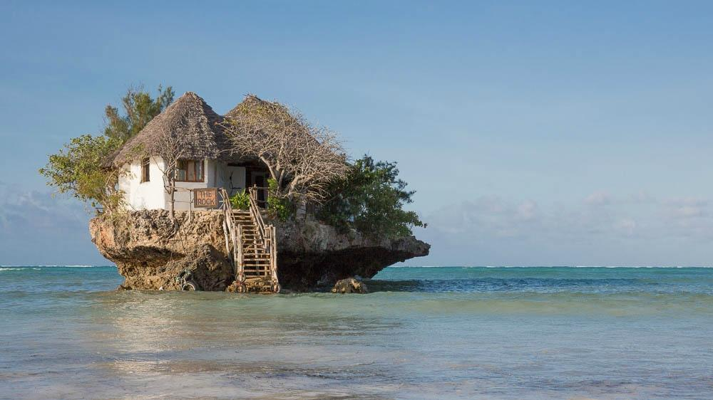 The Rock Zanzibar costa este
