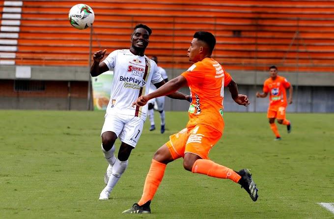 Paupérrimo: DEPORTES TOLIMA y un nuevo 'papelón' en la Liga BetPlay 1 2021, amargo 0-0 frente al Envigado Fútbol Club