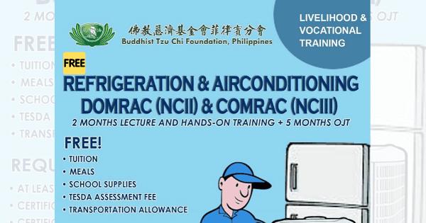 Refrigeration & Air-conditioning | Free Training 2020