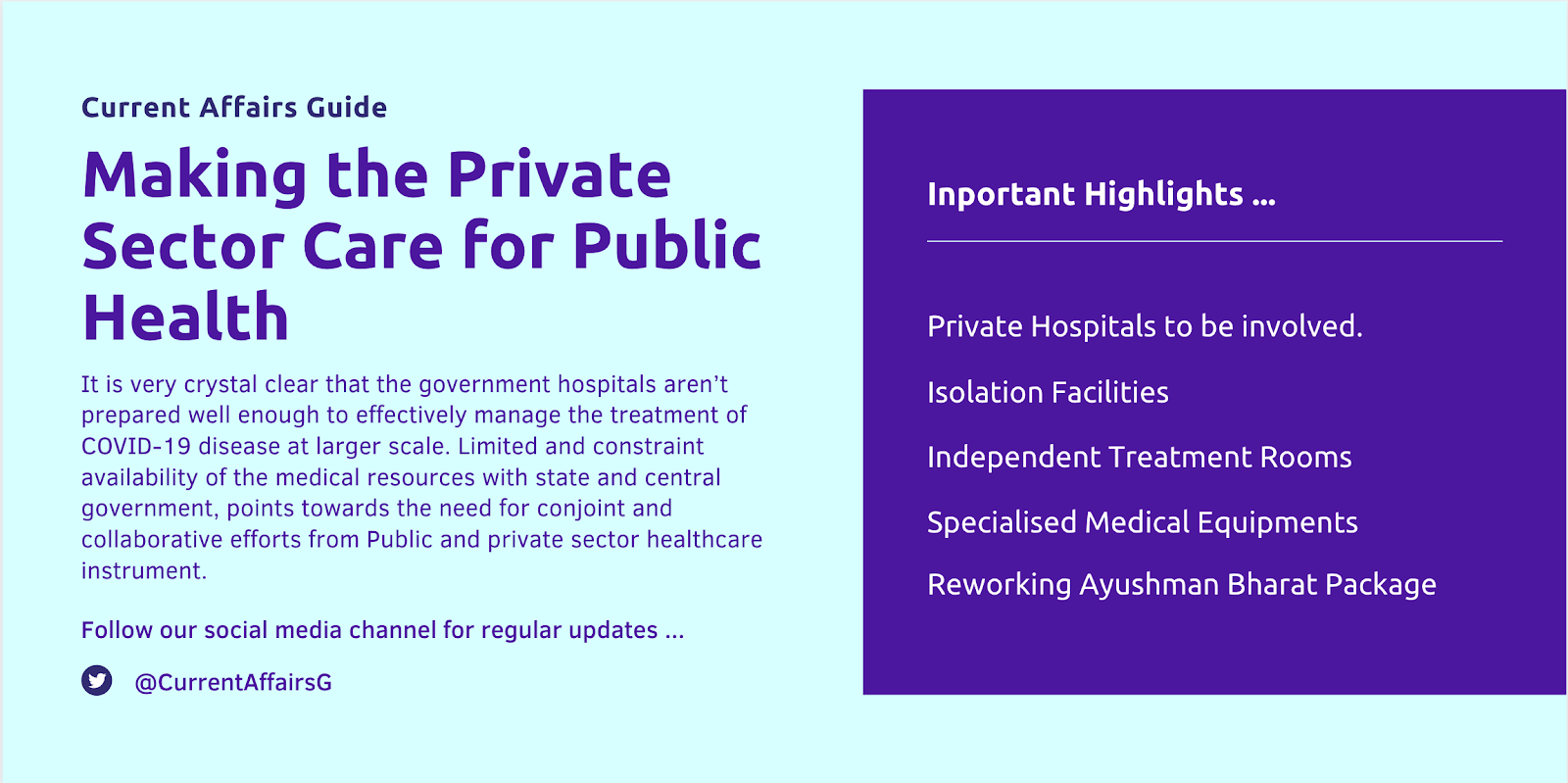 Making the Private Sector Care for Public Health