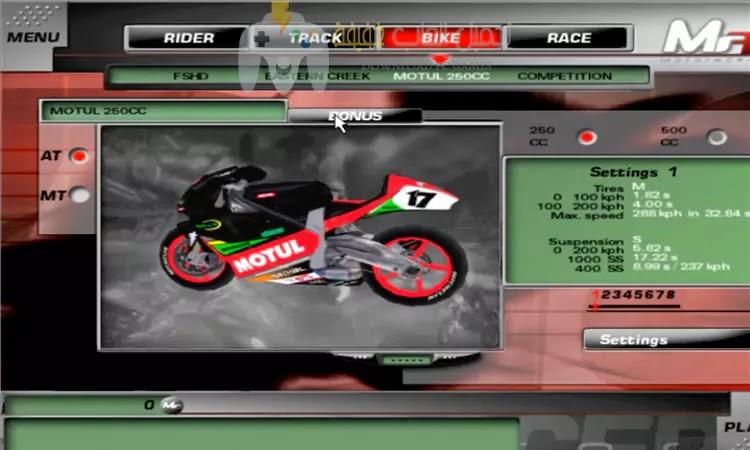 تحميل لعبة Moto Racer 3 للكمبيوتر