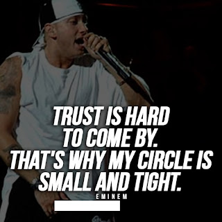 Excellence Eminem Quotes And Sayings