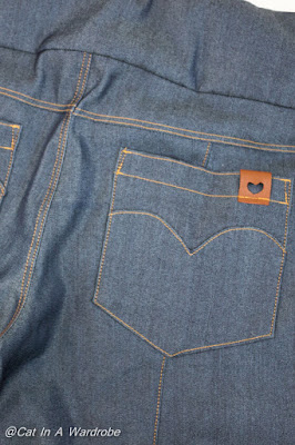 Jeans Itch to Stitch