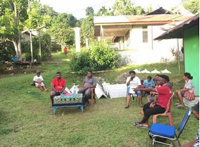 Pembentukan Forum Komunikasi Pencaker Asli Tambrauw di Manokwari Papua Barat
