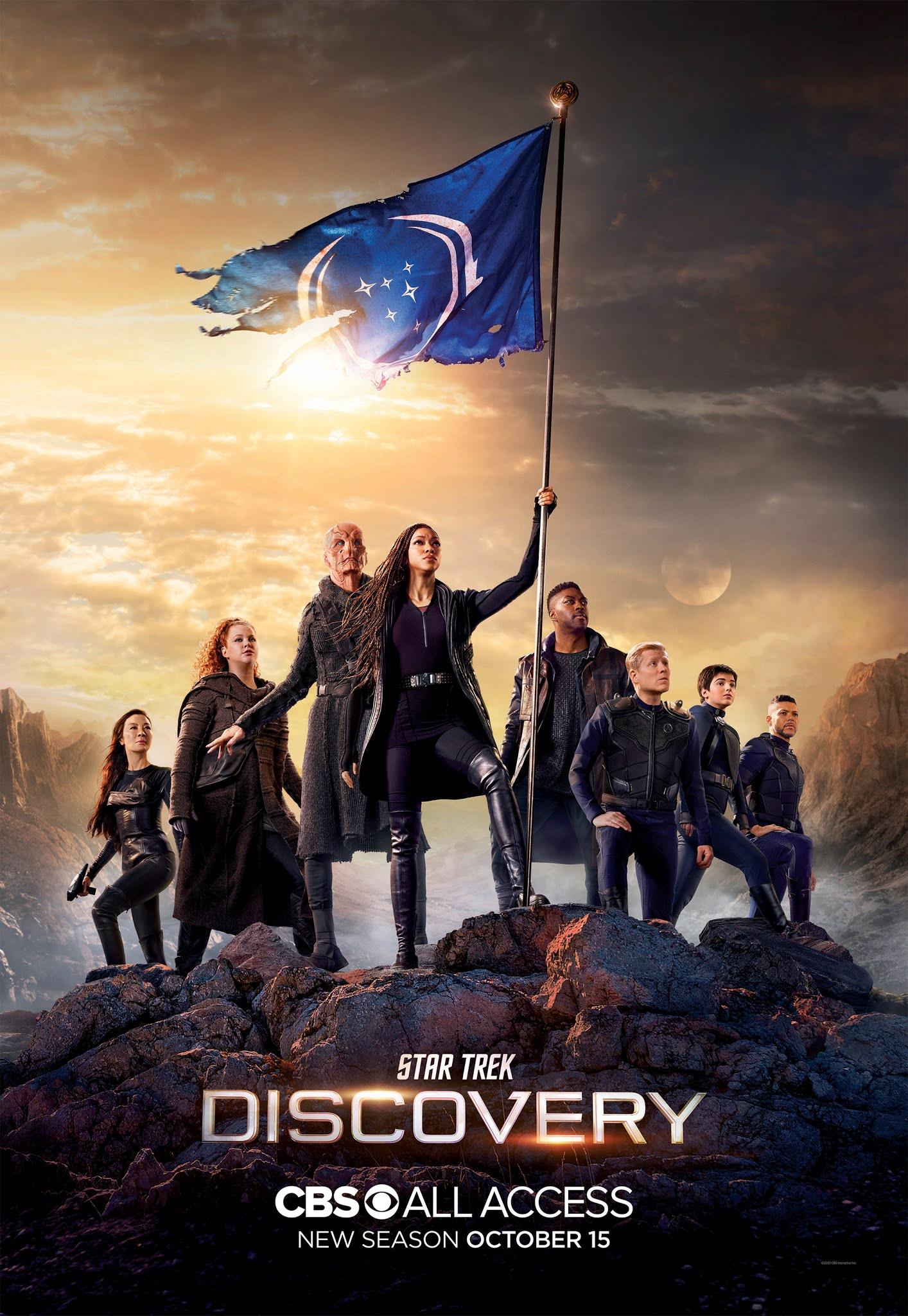 Star Trek: Discovery 3×2 Ingles Subtitulado 720p