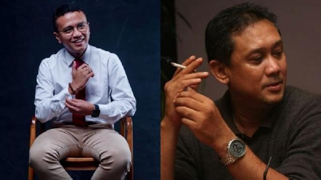 Denny Siregar Beri Selamat Faldo Maldini Jadi Staf Menteri, Publik: Lo Kapan Diangkat?