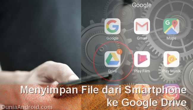 Menyimpan Foto ke Google Drive dari HP Xiaomi dan Merek Lain