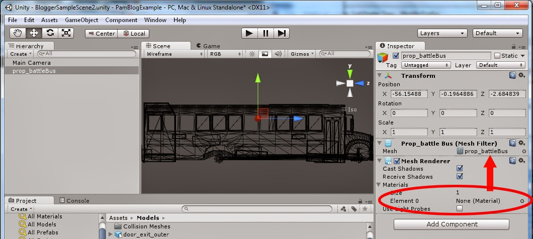 Business Systems Analysis: Unity Game Engine's Mesh Renderer