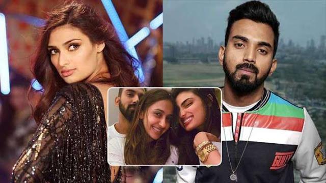 अथिया शेट्टी को डेट कर रहे हैं क्रिकेटर केएल राहुल? - newsonfloor.com
