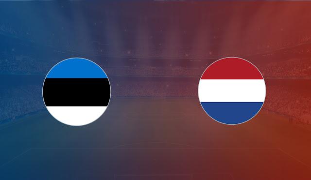 مشاهدة مباراة هولندا واستونيا بث مباشر بتاريخ 09-09-2019 التصفيات المؤهلة ليورو 2020