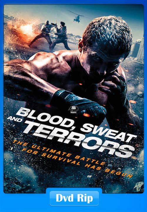 Blood Sweat and Terrors 2018 DVDRip | 480p 300MB | 100MB HEVC Poster