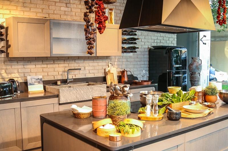 Mutfak tezgahı düzeni nasıl olmalıdır?