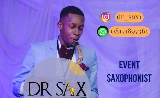 Dr Sax_Event saxophonist