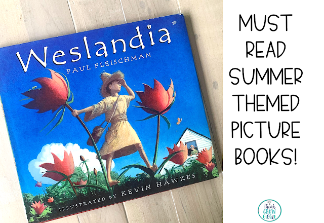 read alouds for summertime for kids