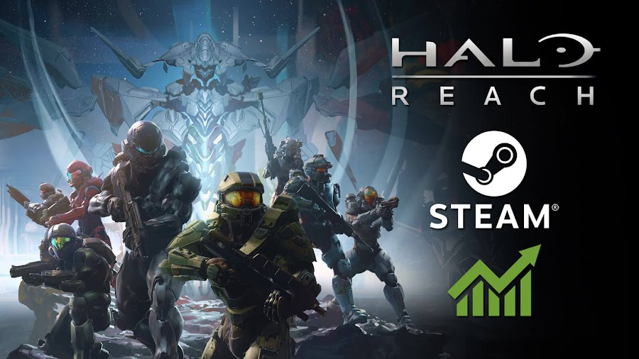 halo master chief collection reach best selling steam game 343 industries microsoft xbox game studios