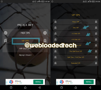 How To Fix Palace Betting Tips Apk Not Loading