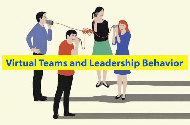 Virtual Teams and Leadership Behavior