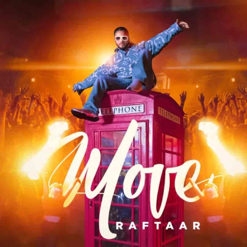 Move Rap Song Image By Raftaar From Album Mr. Nair