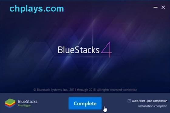 Hướng dẫn Cài đặt BlueStacks 4 mới nhất d