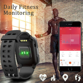 Smart Watch for Android iOS Phone Buy Online At Amazon
