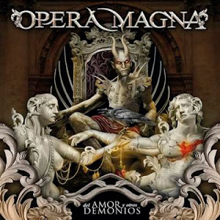 """Το βίντεο των Opera Magna για το """"In Nomine"""" από το album """"Del amor y otros demonios"""""""