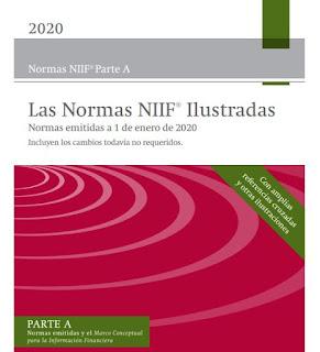 NIIF ILUSTRADAS 2020 LIBRO ROJO